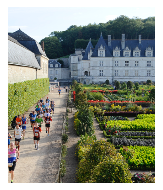 Running Loire Valley